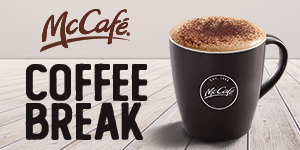McCafe Coffee Break