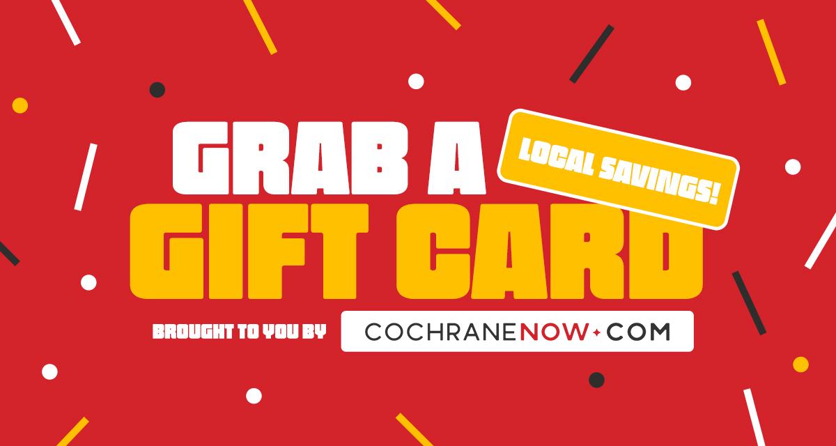 Grab A Gift Card