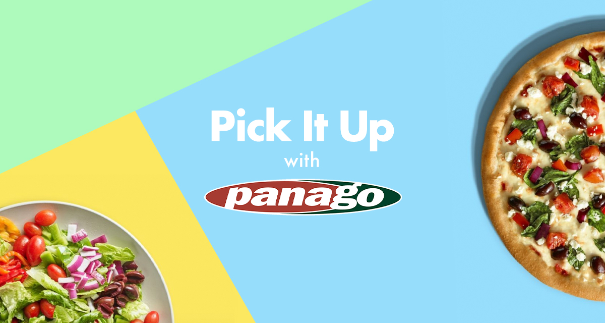 Pick It Up With Panago