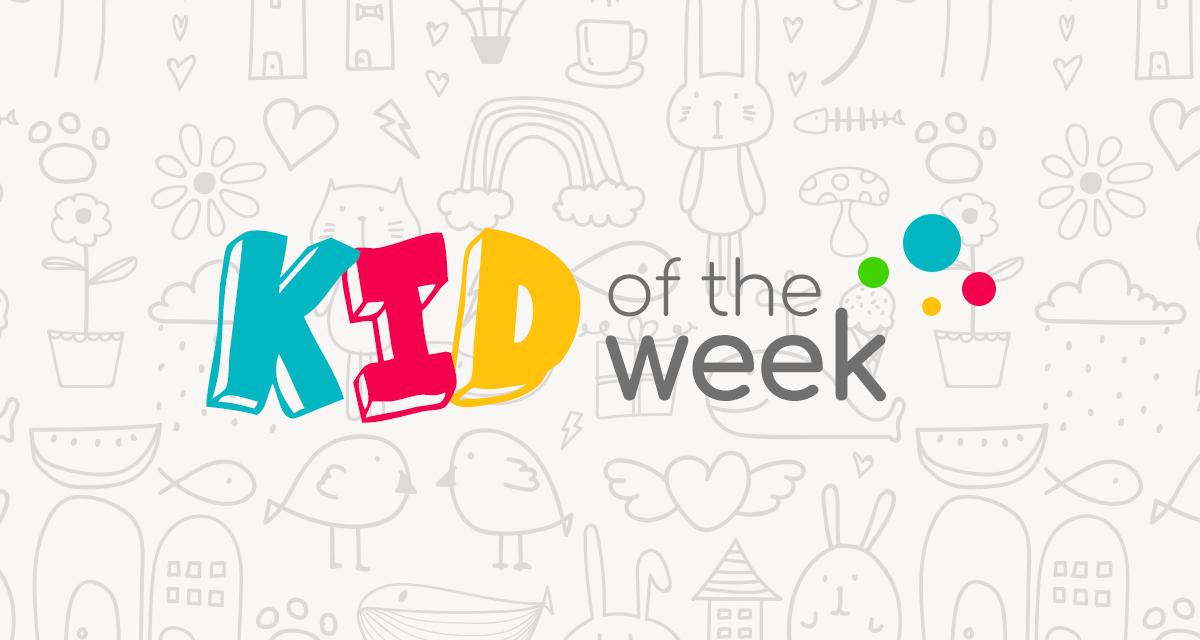 Kid of The Week