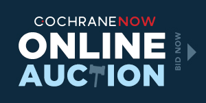 CochraneNow Online Auction2