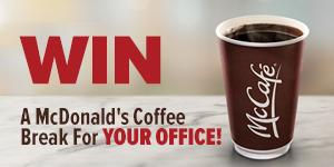 McDonald's Coffee Break