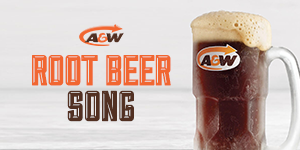 A&W Root Beer Song