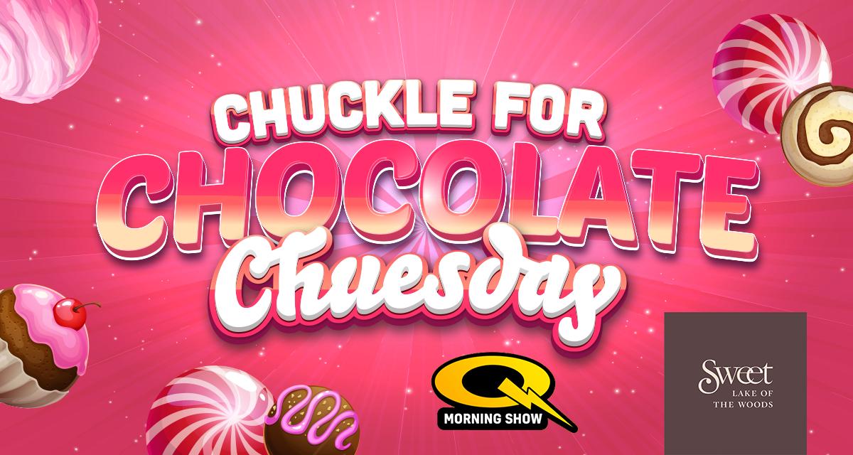 Chuckle for Chocolate Chuesday