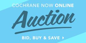 CochraneNow Online Auction 2021