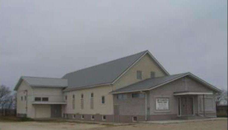 church near landmark