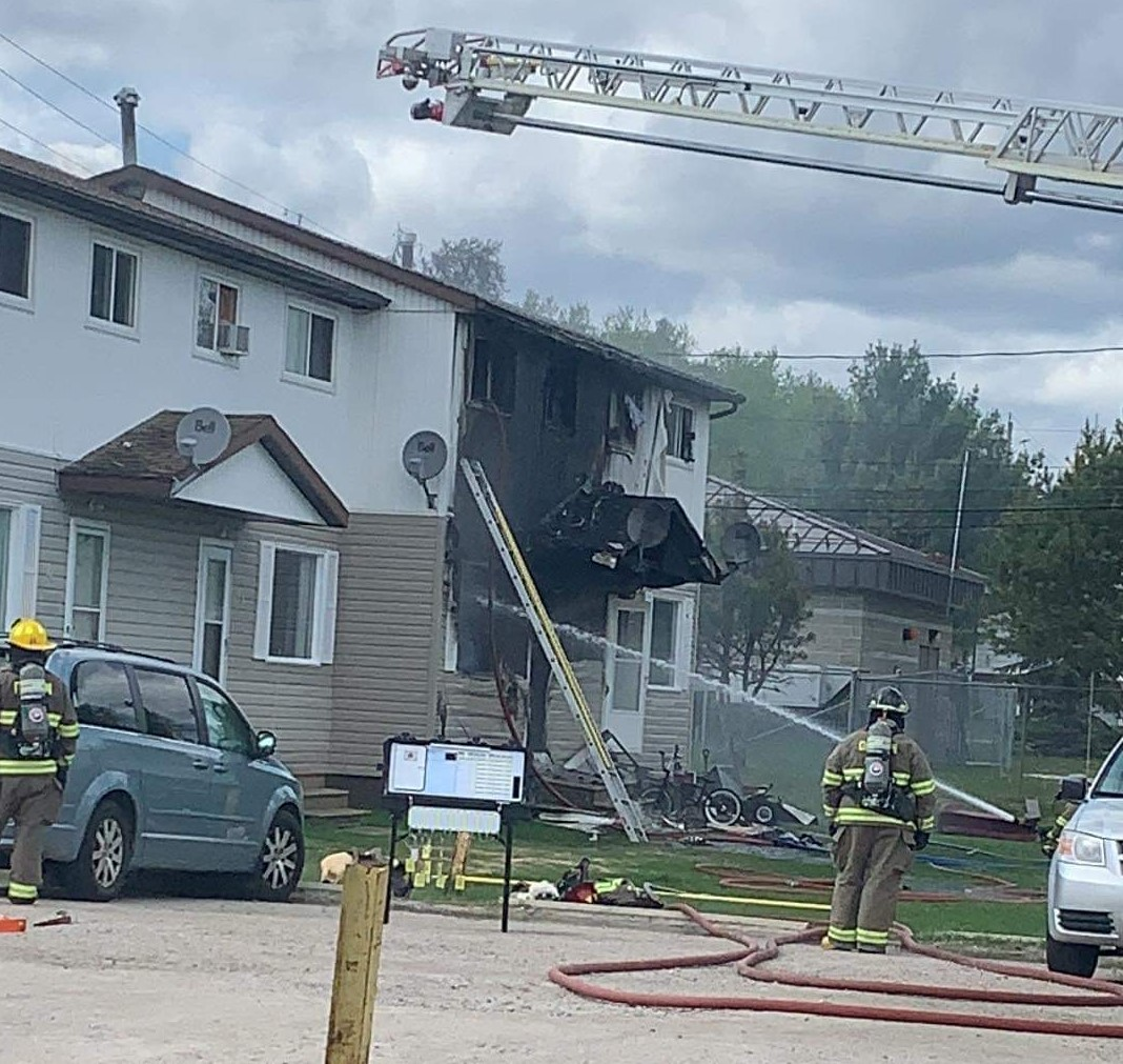 clearwater cres fire