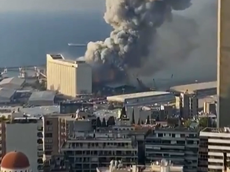 An explosion at a port in Beirut killed over a hundred people and injured countless others.
