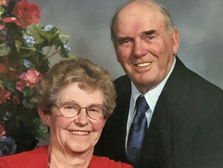 Leo and Adele Dubois.