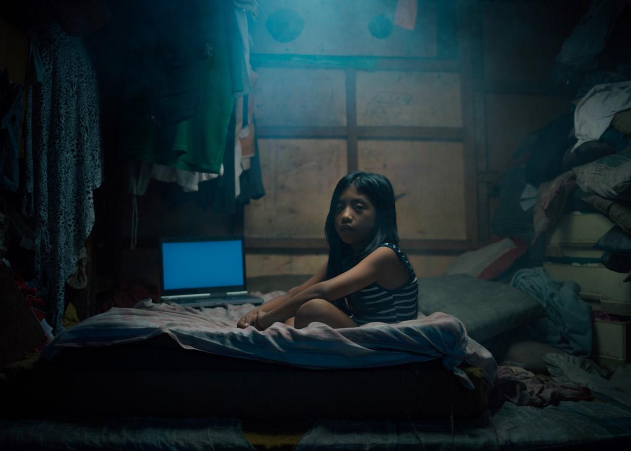 Cybersex Trafficking.