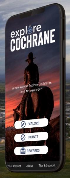 Explore Cochrane app