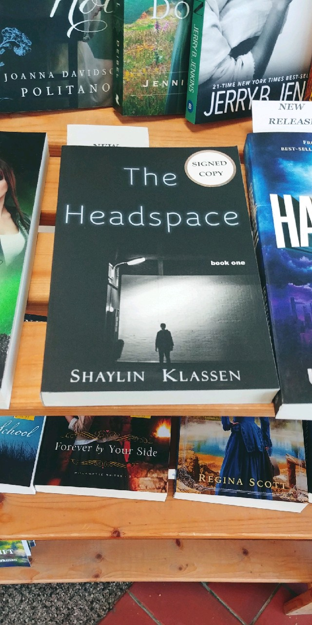The Headspace by Shaylin Klassen.