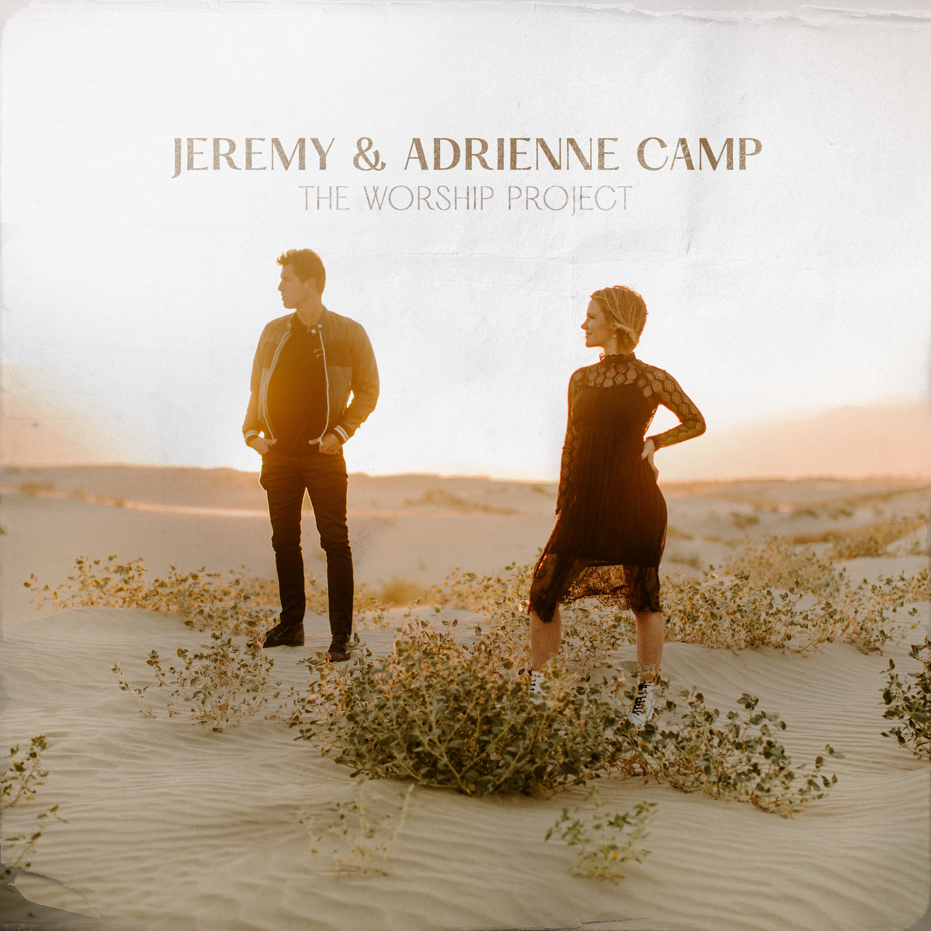 The Worship Project by Jeremy and Adrienne Camp