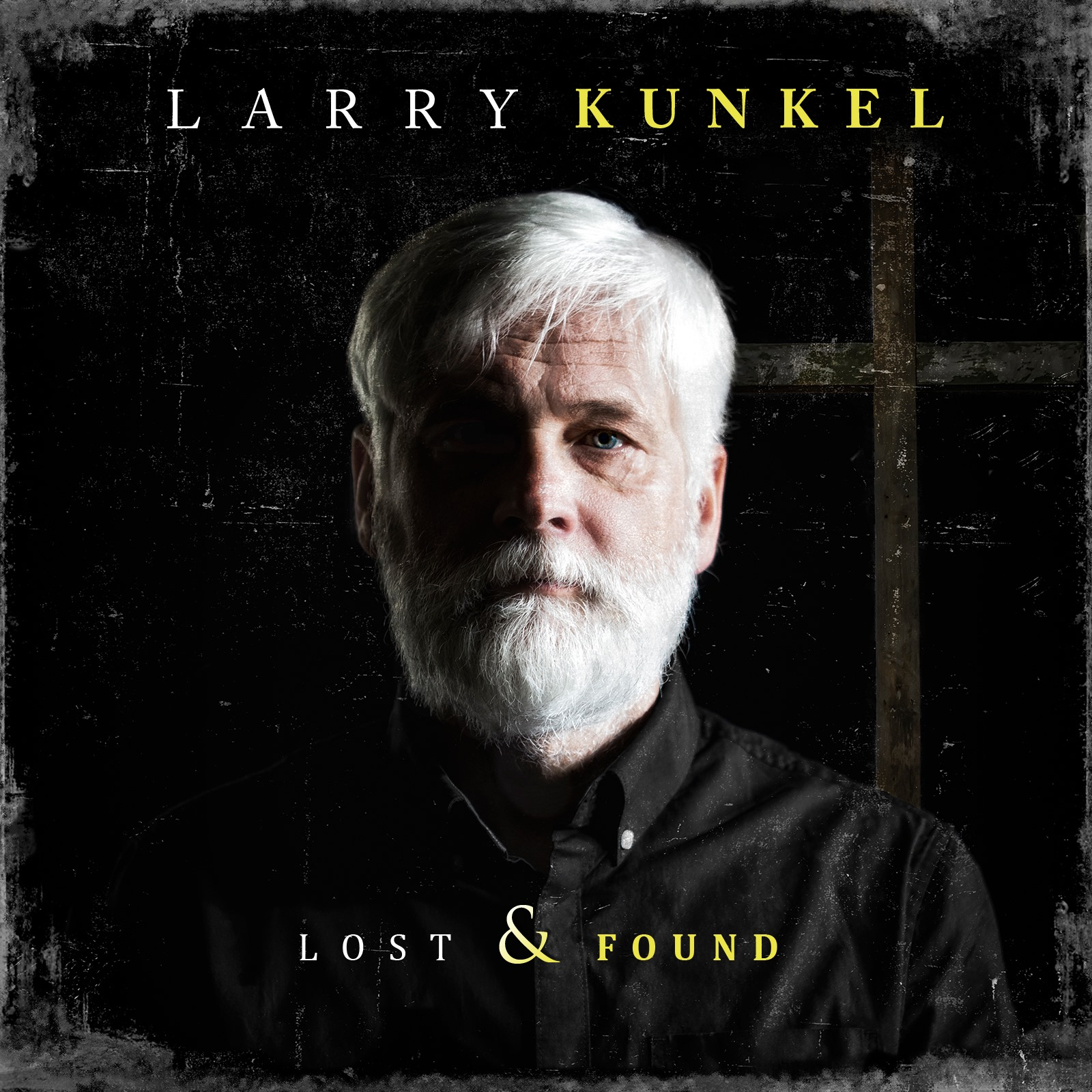 Lost & Found, Larry Kunkel's newest album cover