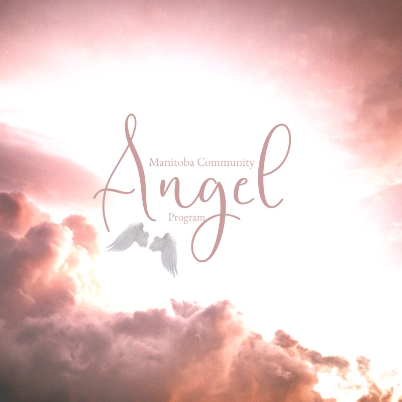 Manitoba Community Angel Facebook Page logo.