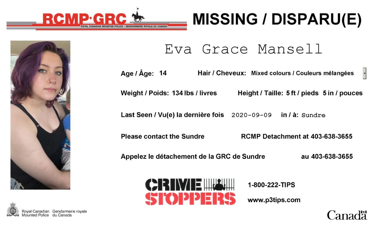 Missing Eva