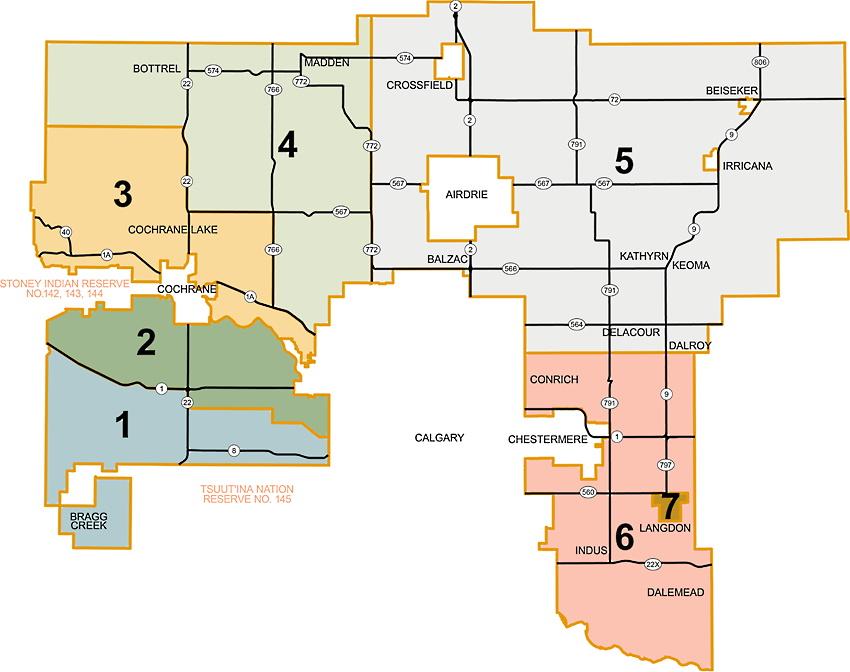 RVC electoral divisions