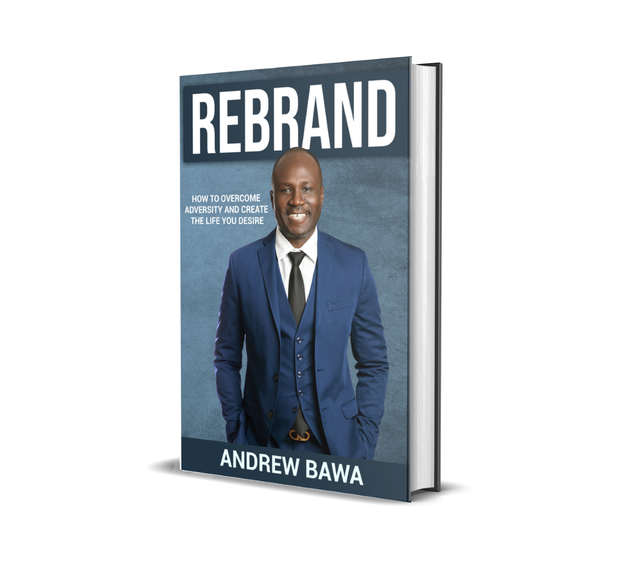 Rebrand, new book by Andrew Bawa