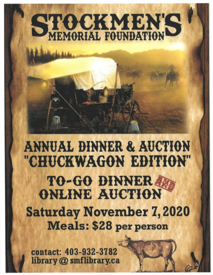 Stockmen's Memorial Foundation poster