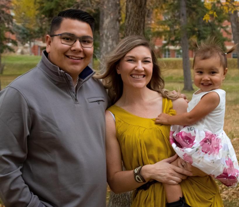 Tara Murray and her family.