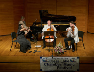 Courtesy of the Clear Lake Chamber Music Festival