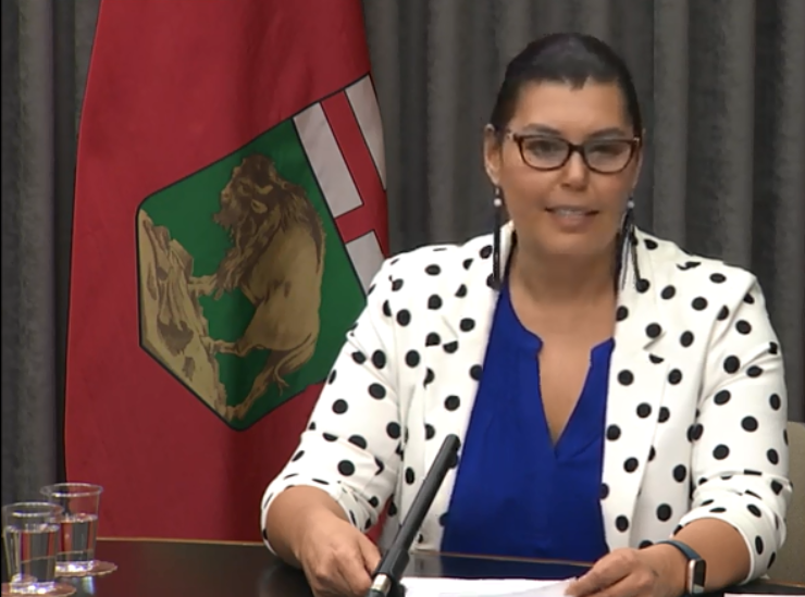 ublic health lead, First Nation Pandemic Response Coordination Team