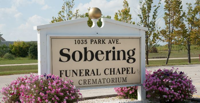 Siebold says people have lost their usual grieving rituals and are unable to lean on what they know. (Sobering Funeral Chapel)
