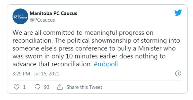 Manitoba PC Caucus