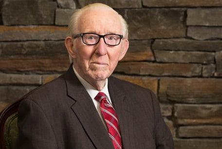 Pastor H. H. Barber. (Calvary Temple Winnipeg/Facebook)