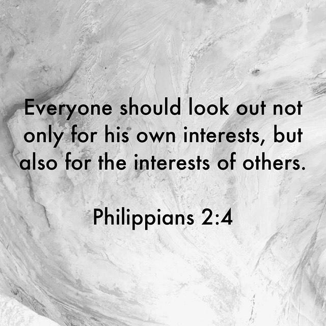 Phil 2:4