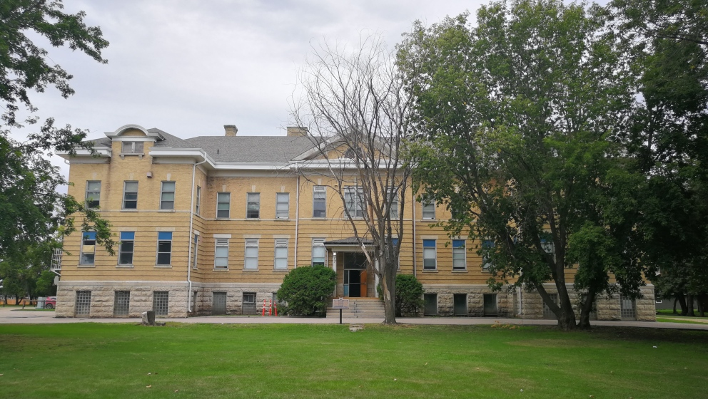 res school building