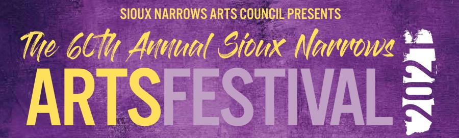 arts festival sioux narrows