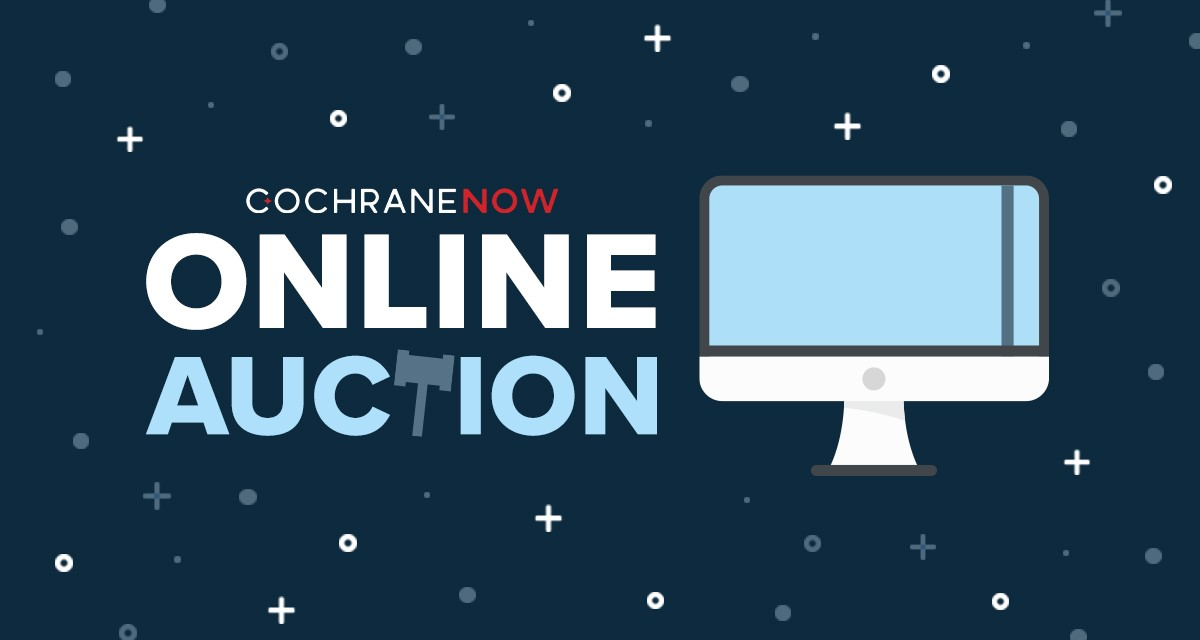 Cochrane Now Online Auction